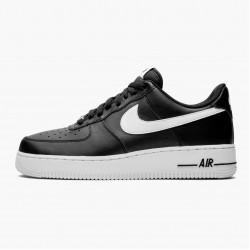 Nike Air Force 1 07 Black CJ0952 001 Unisex Casual Shoes