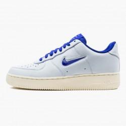 Nike Air Force 1 07 Jewel Premium CK4392 100 Mens Casual Shoes