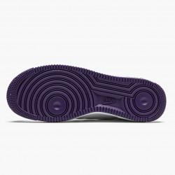 Nike Air Force 1 07 Voltage Purple CJ1380 100 Unisex Casual Shoes