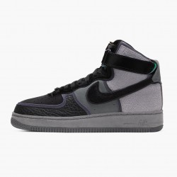 Nike Air Force 1 High A Ma Maniere Hand Wash Cold CT6665 001 Mens Casual Shoes