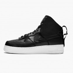 Nike Air Force 1 High PSNY Black AO9292 002 Unisex Casual Shoes