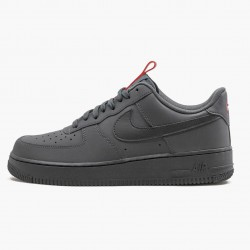 Nike Air Force 1 Low Anthracite BQ4326 001 Unisex Casual Shoes