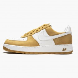 Nike Air Force 1 Low Barcode Wheat 306353 911 Unisex Casual Shoes