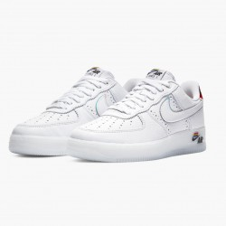Nike Air Force 1 Low Be True CV0258 100 Unisex Casual Shoes