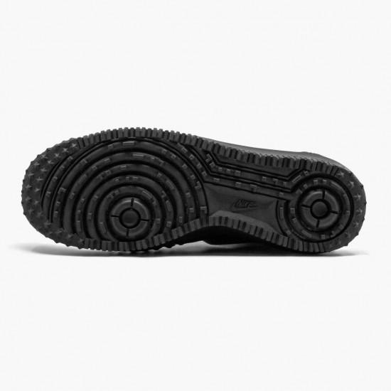 Nike Lunar Force 1 Duckboot Black 916682 002 Mens Casual Shoes