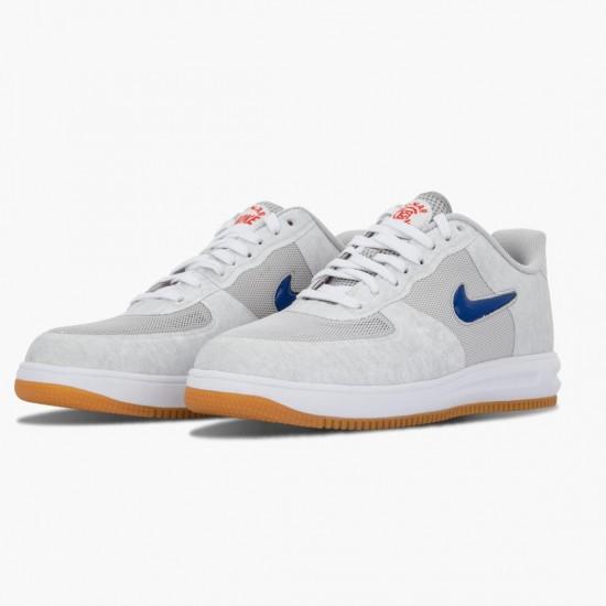 Nike Lunar Force 1 Low CLOT Fuse 717303 064 Mens Casual Shoes