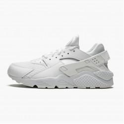 Nike Air Huarache White Platinum 318429 111 Unisex Casual Shoes
