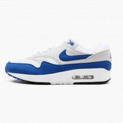 Nike Air Max 1 Anniversary Royal 908375 102 Unisex Running Shoes