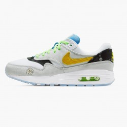 Nike Air Max 1 Daisy CW5861 100 Unisex Running Shoes