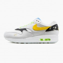 Nike Air Max 1 Daisy CW6031 100 Unisex Running Shoes