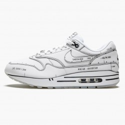 Nike Air Max 1 Tinker Schematic CJ4286 100 Unisex Running Shoes