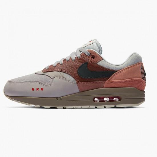 Nike Air Max 1 Amsterdam CV1638 200 Mens Running Shoes