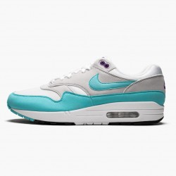 Nike Air Max 1 Anniversary Aqua 908375 105 Unisex Running Shoes