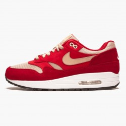 Nike Air Max 1 Curry Pack Red 908366 600 Unisex Running Shoes
