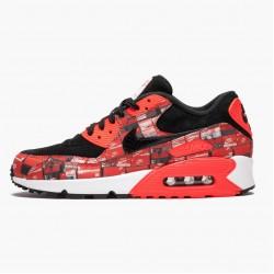 Nike Air Max 90 Atmos We Love AQ0926 001 Mens Running Shoes