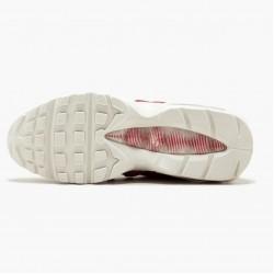 Nike Air Max 95 Pull Tab Red AJ1844 600 Unisex Running Shoes
