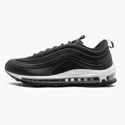 Nike Air Max 97 Black Black White 921733 006 Unisex Running Shoes