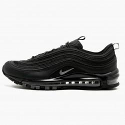Nike Air Max 97 Black Dark Grey 921733 001 Unisex Running Shoes