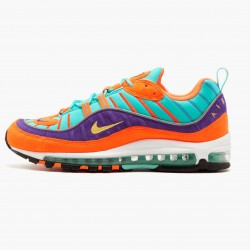 Nike Air Max 98 Cone 924462 800 Unisex Running Shoes