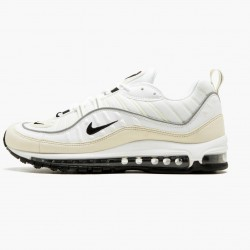 Nike Air Max 98 Fossil AH6799 102 Unisex Running Shoes