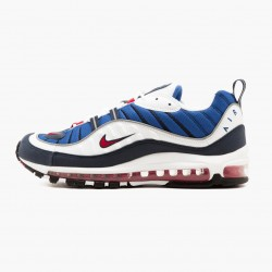 Nike Air Max 98 Gundam 2018 AH6799 100 Unisex Running Shoes