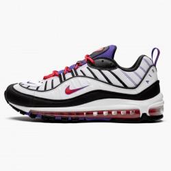 Nike Air Max 98 Raptors 640744 110 Unisex Running Shoes