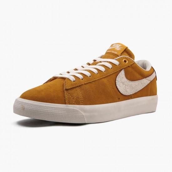 Nike SB Blazer Low GT Bruised Peach 716890 816 Unisex Casual Shoes