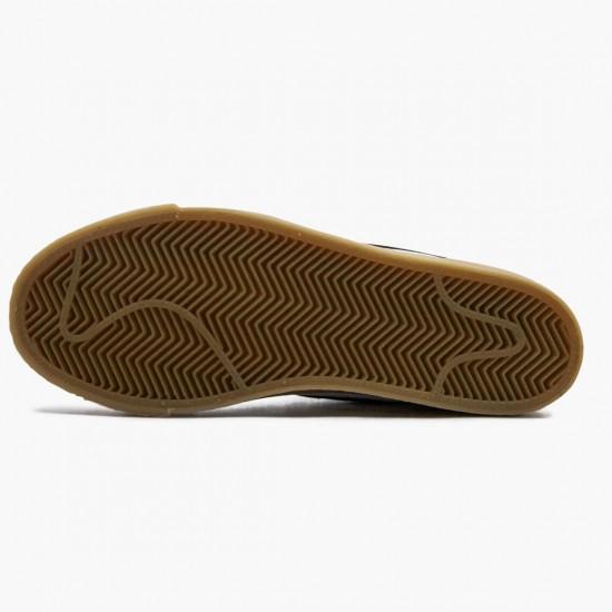 Nike SB Zoom Blazer Mid ISO Orange Label White Gum CD2569 100 Unisex Casual Shoes