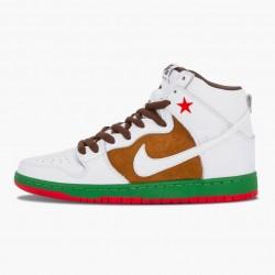 Nike Dunk SB High Cali 313171 201 Unisex Casual Shoes