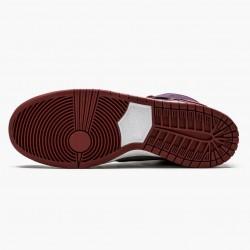 Nike Dunk SB High Daybreak Plum 313171 500 Unisex Casual Shoes