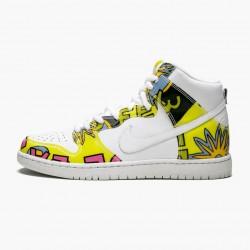 Nike Dunk SB High De La Soul 748751 177 Unisex Casual Shoes