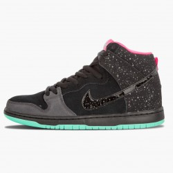 Nike Dunk SB High Premier Northern Lights 313171 063 Unisex Casual Shoes