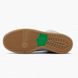 Nike Dunk SB High Silver Box 313171 039 Mens Casual Shoes