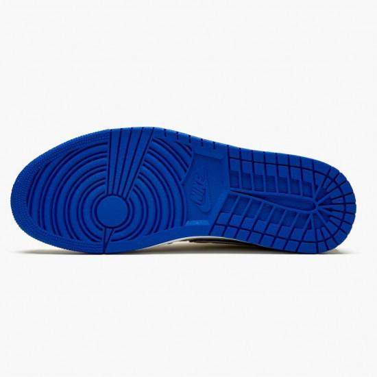 Air Jordan 1 Low SB QS Lance Mountain Desert Ore CJ7891 200 Unisex Casual Shoes