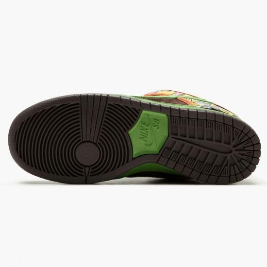 Nike Dunk SB Low De La Soul 789841 332 Unisex Casual Shoes