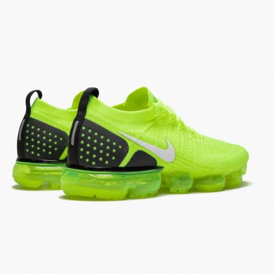 Nike Air VaporMax 2 Volt 942842 700 Unisex Running Shoes