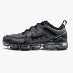 Nike Air VaporMax 2019 Triple Black AR6632 002 Mens Running Shoes