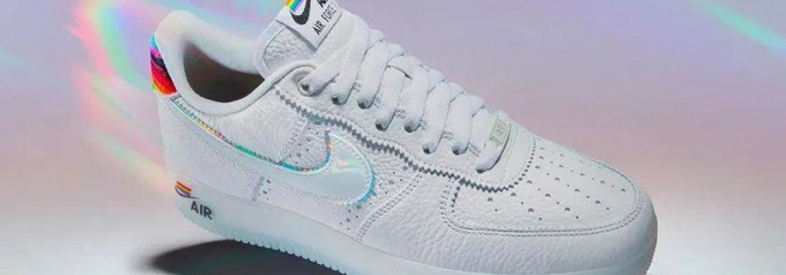 The Best Selling Nike Air Force 1